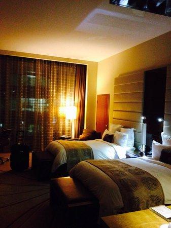 JW Marriott Marquis Miami: La habitación
