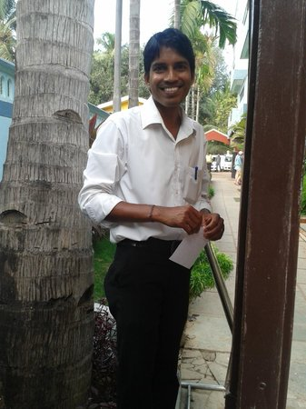 Osborne Resort Goa: Ash - A superstar
