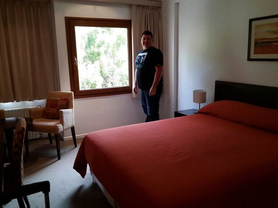 Rochester Hotel Calafate: Habitacion