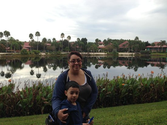 Disney's Coronado Springs Resort: Coronado is beautiful