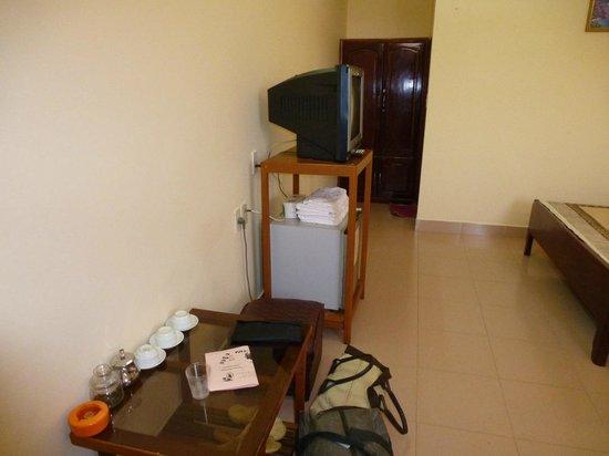 Kim Hoa Resort: комната