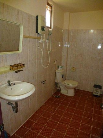 Kim Hoa Resort: ванная