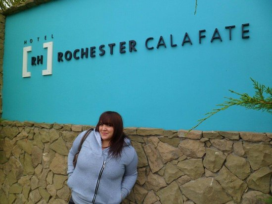 Rochester Hotel Calafate: Hotel