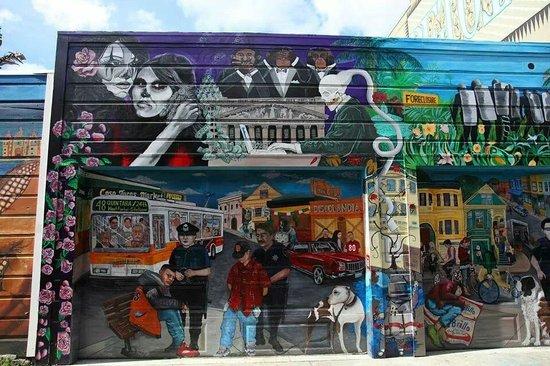 Balmy Alley Murals: Balmy