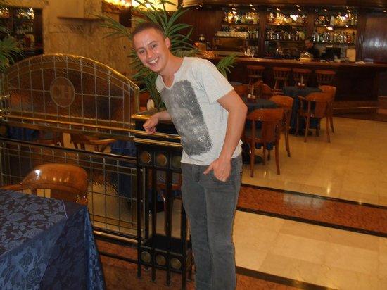 Castelar Hotel & Spa: Restaurante e Bar