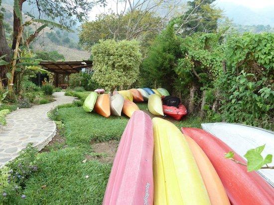 Los Elementos Adventure Center: Kayaks at Los Elementos