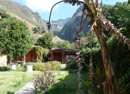 Los Elementos Adventure Center: Great accommodations