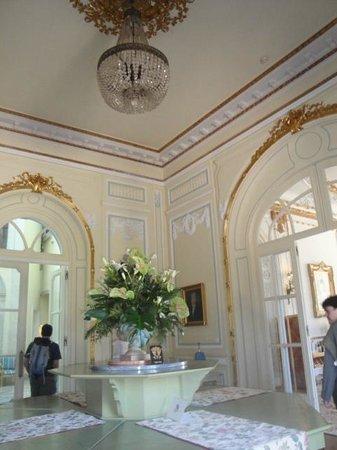Pestana Palace Lisboa Hotel & National Monument : Uma das salas do castelo/hotel