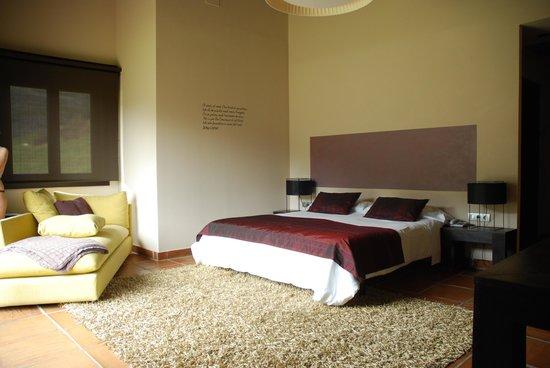 Hotel Resguard dels Vents: Suite Palau del Vent.