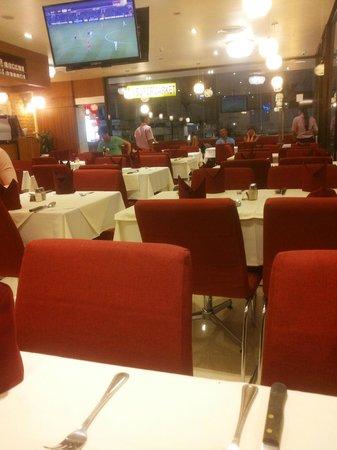 Roma Ristorante & Pizzeria Da Mauro: Interno ristorante