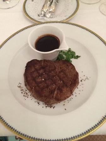Le Bristol Paris : Steak