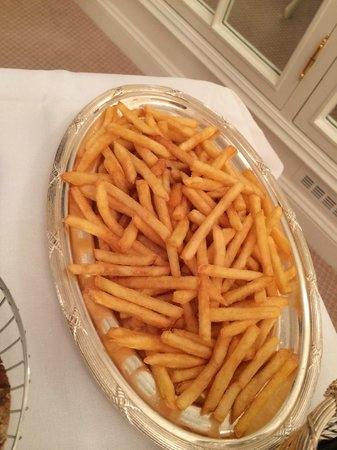 Le Bristol Paris : Chips