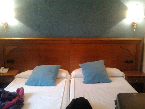 Hotel Corregidor: habitación doble