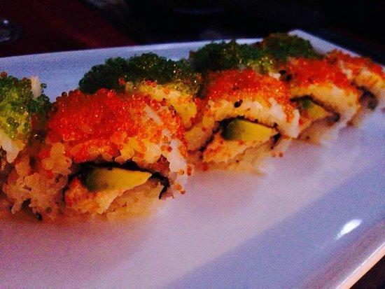 Sushi Genkai Colico: URA CALIFORNIA