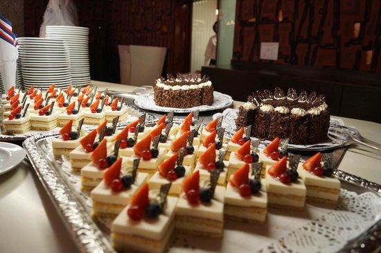 Best Western Premier Hotel International: coffee break