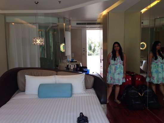 Hotel Baraquda Pattaya - MGallery by Sofitel: Bedroom