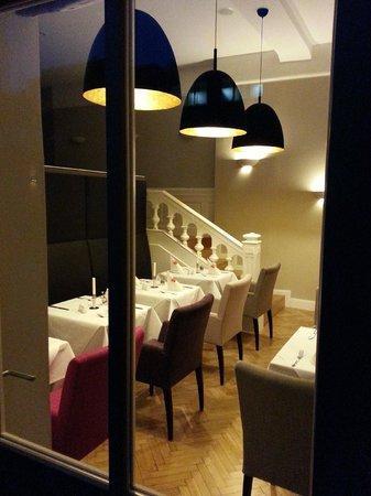 Hotel am Molkenmarkt: Ein Teil des Restaurants M