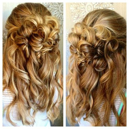 Bridal Special Occasion Hair Picture Of Mirror Mirror Salon Spa