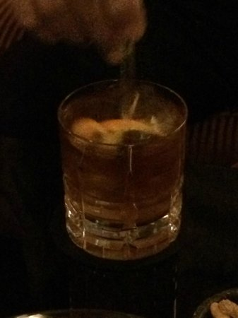 "Le Bristol Paris : ""Bristol No.4 Old Fashioned"""