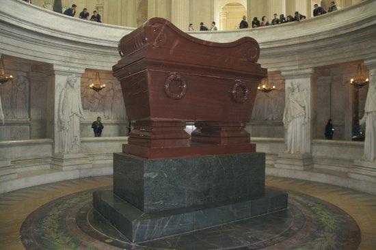 Museo de la Armada: Napoleon's Tomb