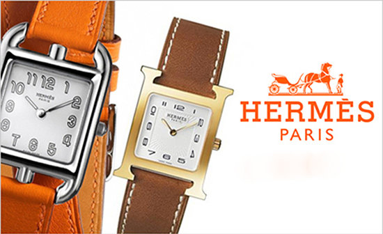 Hermes Paris Watches Picture of Touch of Gold Jewelers