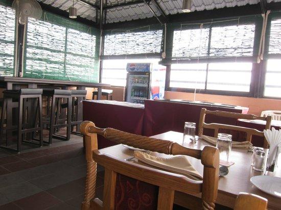Malles Manotaa: breakfast on the roof