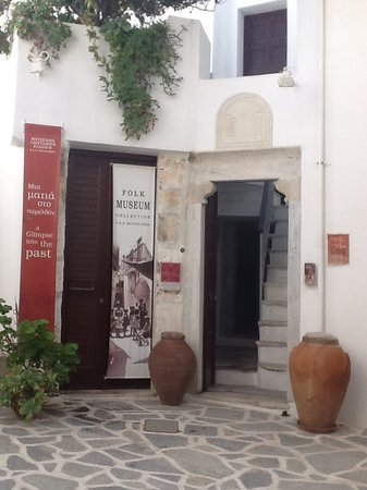 Naxos Folk Museum Collection