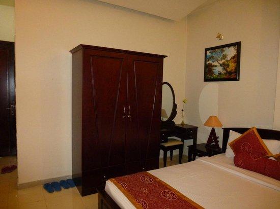 AVA Saigon Hotel: номер