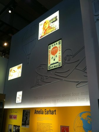 National Postal Museum: Stamp gallery