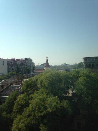 Hotel Bristol Odessa: view