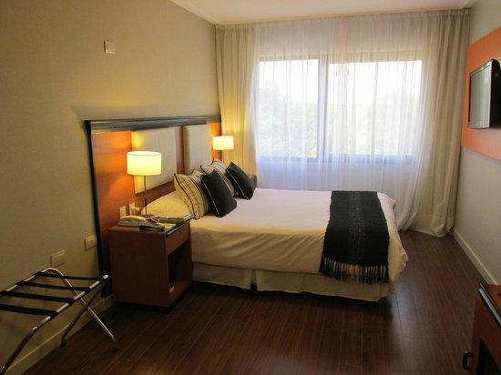 Garden Park Hotel: Habitación