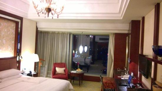 Shangri-La Hotel Guangzhou : Horizons Club Rooms