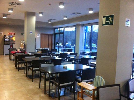 Hotel Holiday Inn Express Bilbao: Bufé