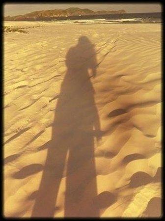 Praia do Forte : Eu
