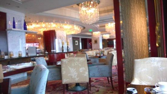 Shangri-La Hotel Guangzhou: Horizons Club Lounge