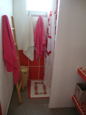 Coco Paradise : salle de bain