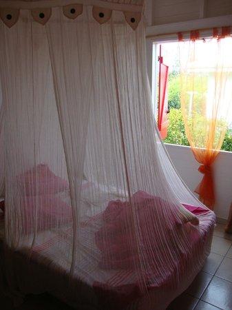 Coco Paradise : chambre