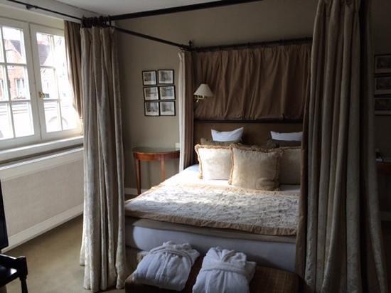 Pand Hotel Small Luxury Hotel: ralph lauren suite