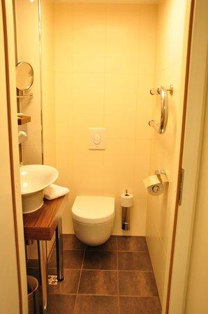 Hotel Avalon: второй туалет