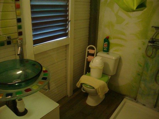 Les Gites Tit'Anse: la salle de bain
