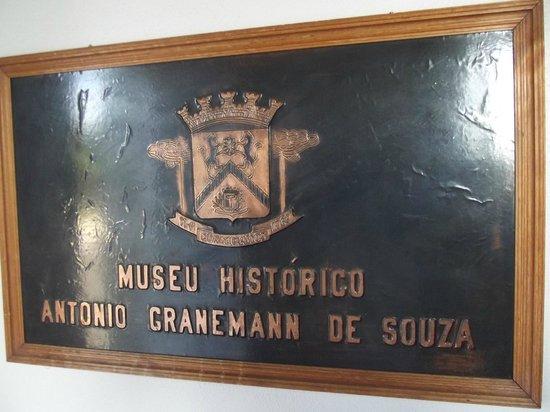 Antonio Granemann de Souza History Museum