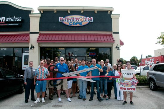 Bagel World Cafe: Rockledge Location