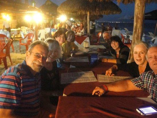 Mar y Sol : Outside seating