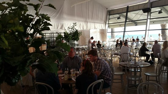 Stokehouse - Cafe Bistro: Not your average marquee