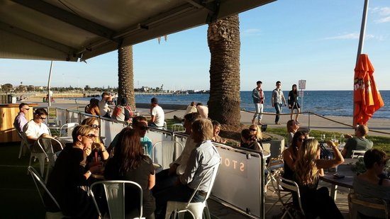 Stokehouse - Cafe Bistro: Water views