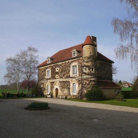 Château de Ribourdin : chateau