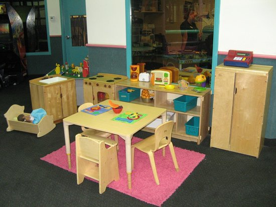 Kids Quest at Avi Resort & Casino: Dramatic Play Area