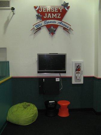 Kids Quest at Avi Resort & Casino: Wii Sports Arena