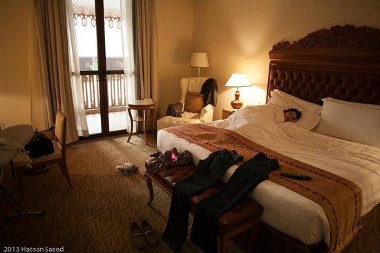 Royale Chulan Kuala Lumpur: good room,