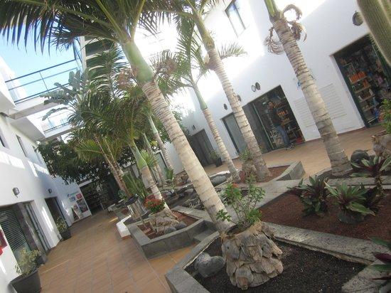 Hotel THB Flora : Vista instalaciones